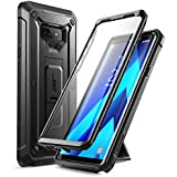 Samsung Galaxy Note 9 Case, SUPCASE Full-Body Rugged Holster Case with Built-in Screen Protector & Kickstand for Galaxy Note 9 (2018 Release), Unicorn Beetle Pro Series (Black)