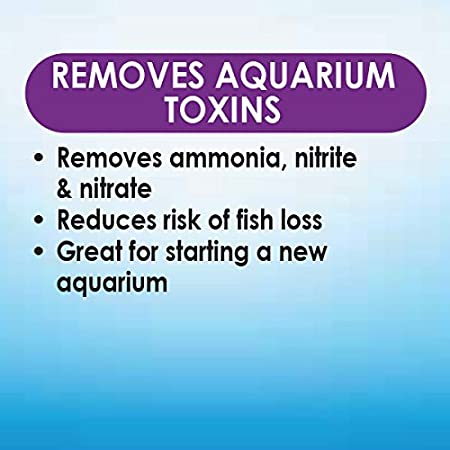 API ZORB Clean and Clear Water Variety of Aquarium Filtration Pouches Fit Most Canister Filters on The Market Remove toxins That can be Harmful to Fish and Lead to Cloudy Water