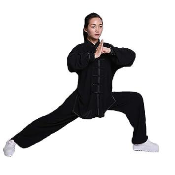 JTIH® Tai Chi Wushu Kung Fu Traje Chino Tang Ropa de Artes ...