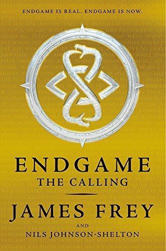 Endgame: The Calling by Frey, James, Johnson-Shelton, Nils(October 7, 2014) Hardcover
