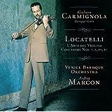 Locatelli: L'Arte del Violino,Op.3