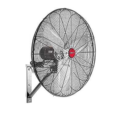 OEM Tools Oscillating Wall Mount Fan