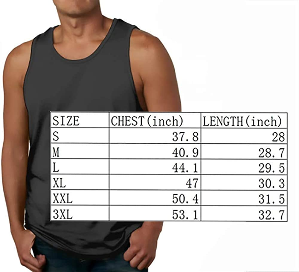Mens Sleeveless Vest Short Sleeve T-Shirt Dragon Ball Z New Casual Style Black