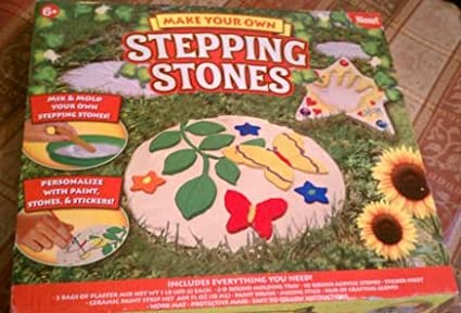 Make Your Own Stepping Stones Kit