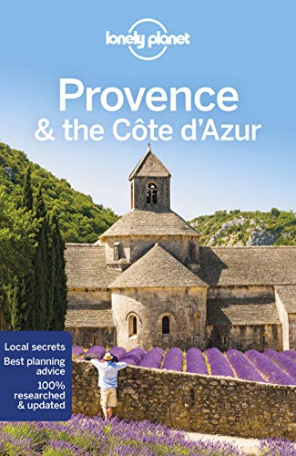 Lonely Planet Provence & the Cote d'Azur (Travel Guide) (Map Of The Cote D Azur France)