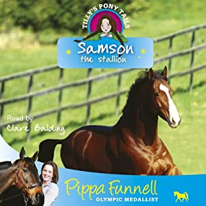 Tilly's Pony Tails 4: Samson Audiobook