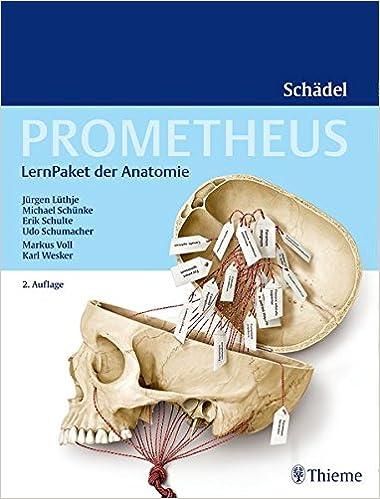 PROMETHEUS LernPaket Anatomie Schädel: Amazon.de: Jürgen Lüthje ...