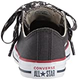 Converse Girls' Eyelet Star Lace Low Top