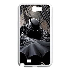 Samsung Galaxy N2 7100 Cell Phone Case White batman scary illust LSO7802929