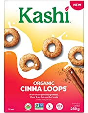 Kashi Kashi Organic Cinna Loops Cereal, 269 Gram
