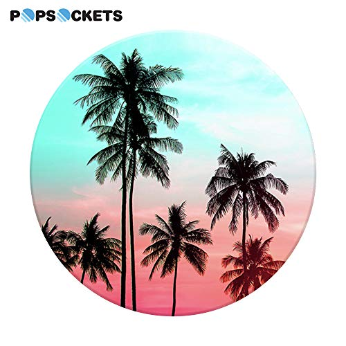(PopSockets: Collapsible Grip & Stand for Phones and Tablets - Tropical Sunset)