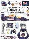 L'album Williams Renault de la Formule 1 par Prost (II)