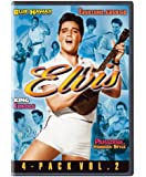 Elvis 4-Movie Collection Vol 2 (4pk)