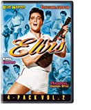 Elvis 4-Movie Collection Vol 2 (4pk)