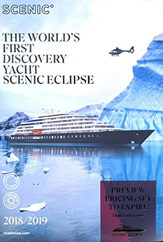 Download SCENIC CRUISES: THE WORLD'S FIRST DISCOVERY YACHT /2018-2019 /ILLUSTRATED+++ pdf