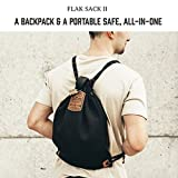 LocTote Flak Sack - Theft Resistant Drawsting Bag