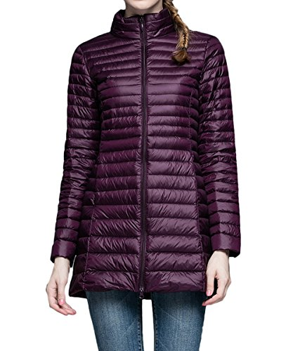 Begonia K Womens Collar Ultralight Packable