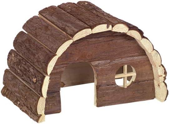 Casa de Madera para roedores Nobby 25582 Woodland Samy