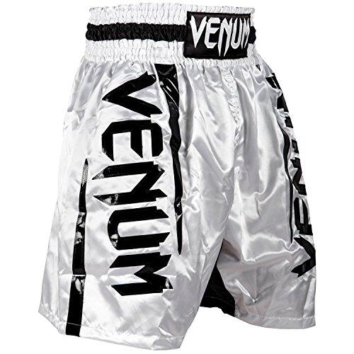 Homme Elite Venum Boxe De Noir Blanc Short Ixw71dqw