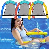 DREAM NEW YORK Floating Chair Swimming Pool Beach Sling Chair Buoyancy Foam Stick Floating Chair Color Random