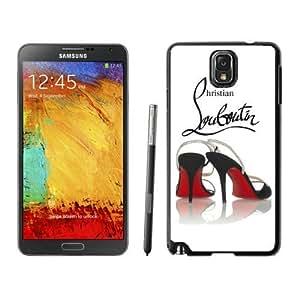 Christian Louboutin 8 Black Cool Photo Custom Samsung Galaxy Note 3 Phone Case