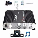 BephaMart Car Home Mini Hi-Fi Stereo Amplifier Booster Radio MP3 Super Bass 200W 2.1ch 12V Shipped and Sold by BephaMart