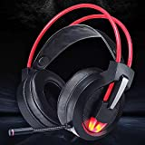 PC Gaming Headset V9, 7.1 Channel USB Wired Over