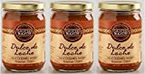 Dulce de leche Gaucho Ranch / Milk Caramel 15 oz. Bottle 3 PACK
