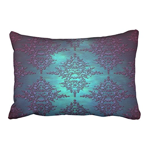 Emvency Decorative Throw Pillow Cover Queen Size 20x30 Inche