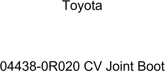 Toyota 04438-08040 CV Joint Boot Kit