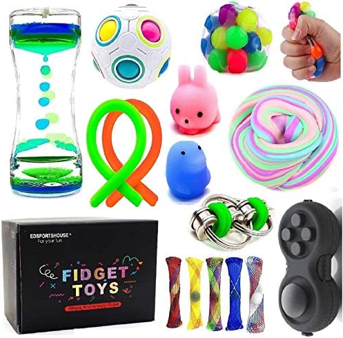 Sensory Fidget Bundle DNA Anxiety Adults Calming product image