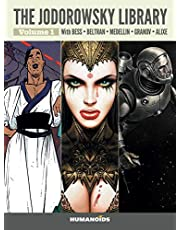 The Jodorowsky Library (Book One): Anibal 5 • Megalex • Selected Short Stories (Volume 1)