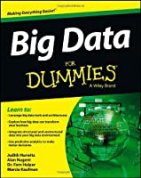 Big Data For Dummies Front Cover