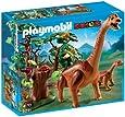 PLAYMOBIL Brachiosaurus with Baby