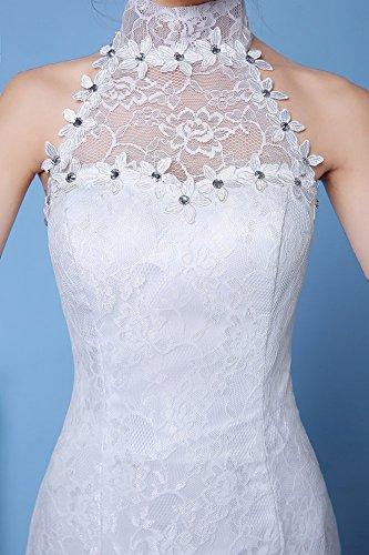 Damen Drasawee Kleid Schlauch Weiß Drasawee Schlauch Kleid Damen Drasawee Weiß 4fTwX