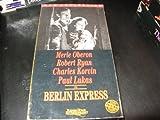 Berlin Express [VHS]