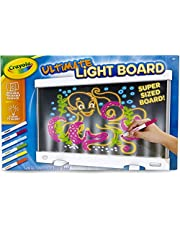 Crayola Ultimate Light Board Drawing tablet toys
