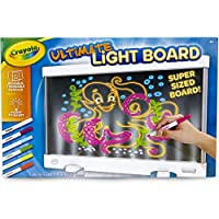 Crayola Ultimate Light Board, Drawing Tablet, Gift for Kids, Age 6+