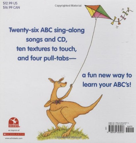 Abc Sing-along by Cartwheel Books