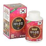 9988 Womens Health Total Supplement Pill 200g (3 pack)