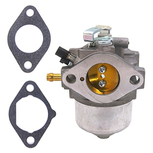 Atoparts Carburetor Carb with Gasket for John Deere 2150 285 320 18HP Kawasaki FD590V Engine Replace # AM123578 15003-2620 ()