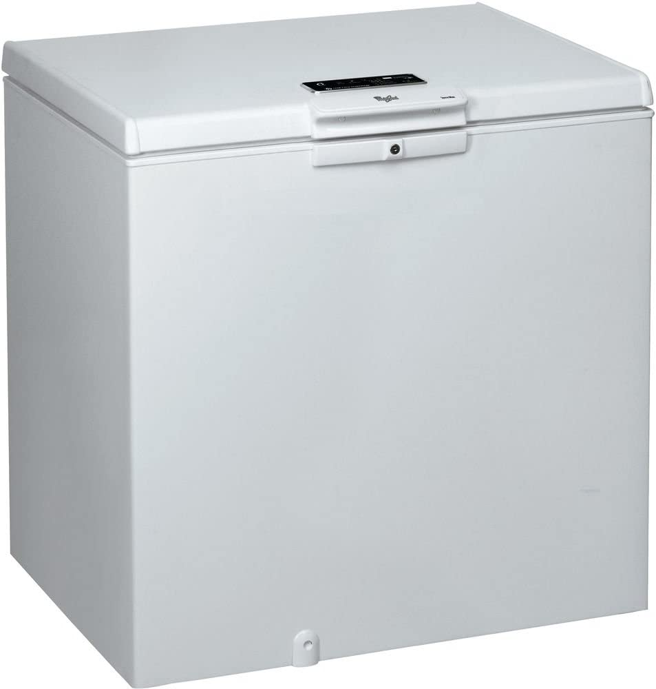Whirlpool WHE2535 FO Independiente Baúl 251L A+ Blanco ...