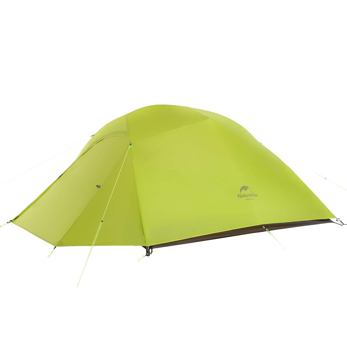 Naturehike Cloud-Up 3 Person 4 Season Backpacking Tent with Footprint - Lightweight Winter Tent for Hiking C&ing and Expeditions (20D Mustard Green)  sc 1 st  Amazon.ca & Naturehike Cloud-Up 3 Person 4 Season Backpacking Tent with ...
