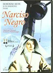 Narciso negro [DVD]
