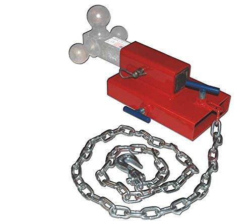 Forklift Hitch adapter receiver 1C JR