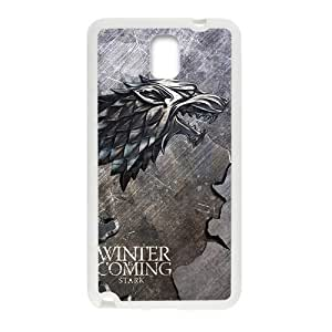 Winter coming bald eagle map Cell Phone Case for Samsung Galaxy Note3