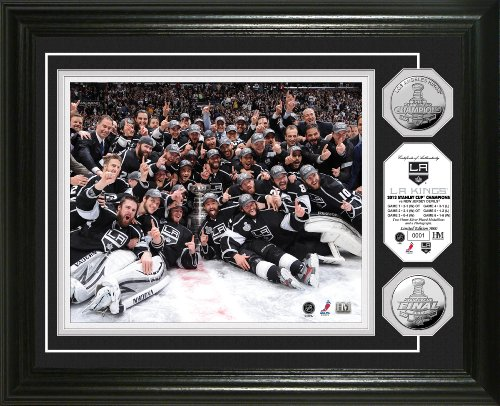 """NHL  2012 Stanley Cup Champions """"Celebration"""" Gold Coin Photo Mint"""
