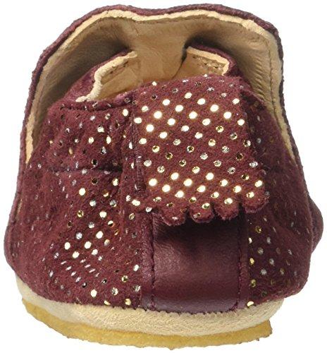 Easy PeasyBlublu - Bebé a cuatro patas (1-10 meses) Bebé-Niños Rouge (3Paillettes Bordeaux)