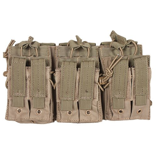 Fox Outdoor Products Tactical Six Stack, Coyote from Fox Outdoor