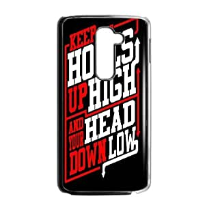 LG G2 Phone Case Black Rock Band ADTR A Day To Remember HDS340682